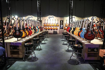 Gibson: Launches New Product, Showcases Marquee Artists and New Talent Worldwide at NAMM 2019