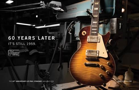 Izvorna Custom Shop Gibson kolekcija