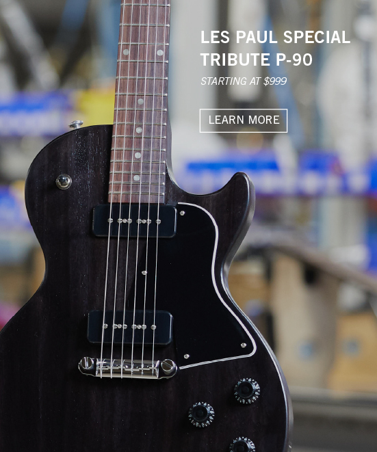 Les Paul Tribute P-90