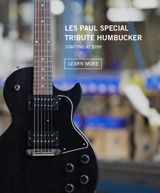 Les Paul Tribute Humbucker