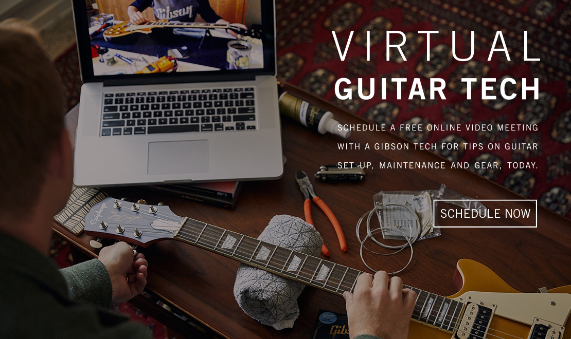 Gibson Virtual Guitar Tech