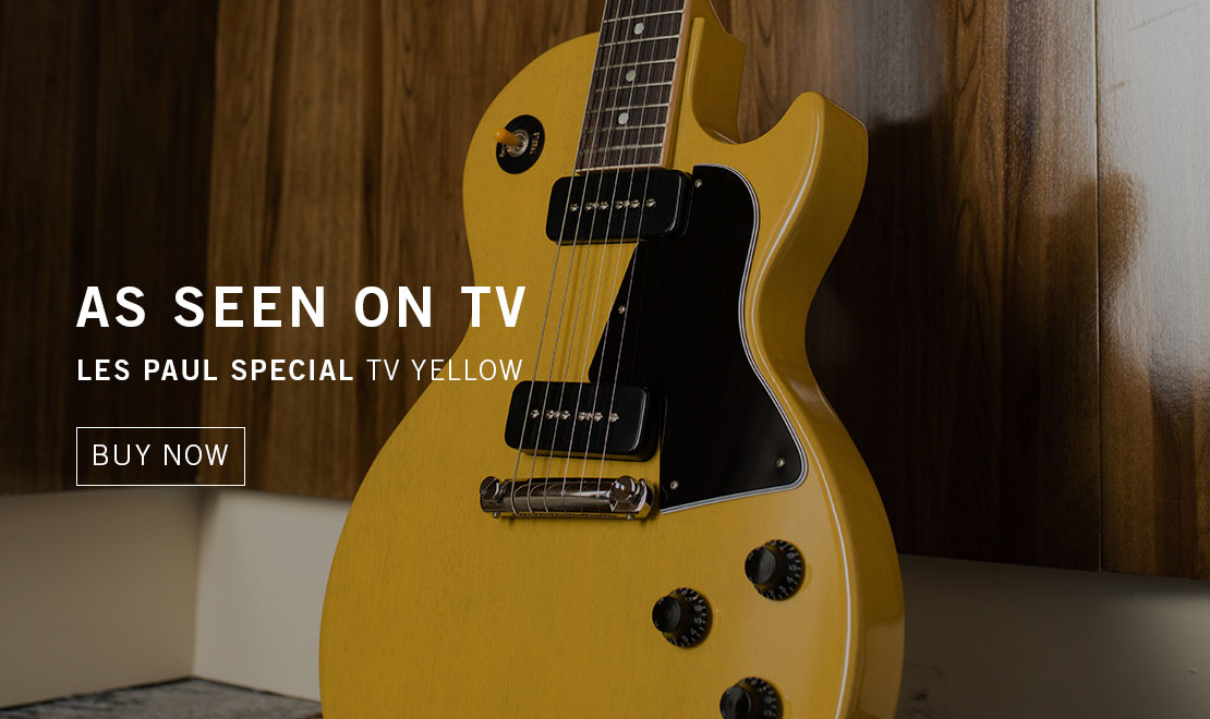 Les Paul Special in TV Yellow