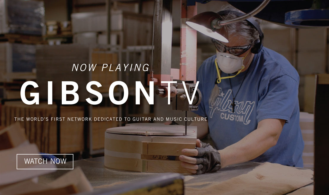 Now Playing: GibsonTV