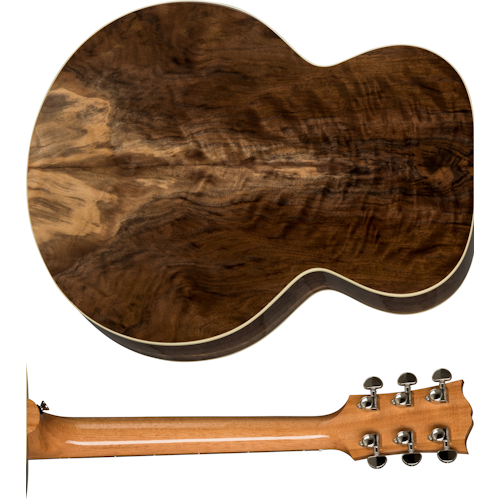 SJ-200 Studio Walnut Back and Neck