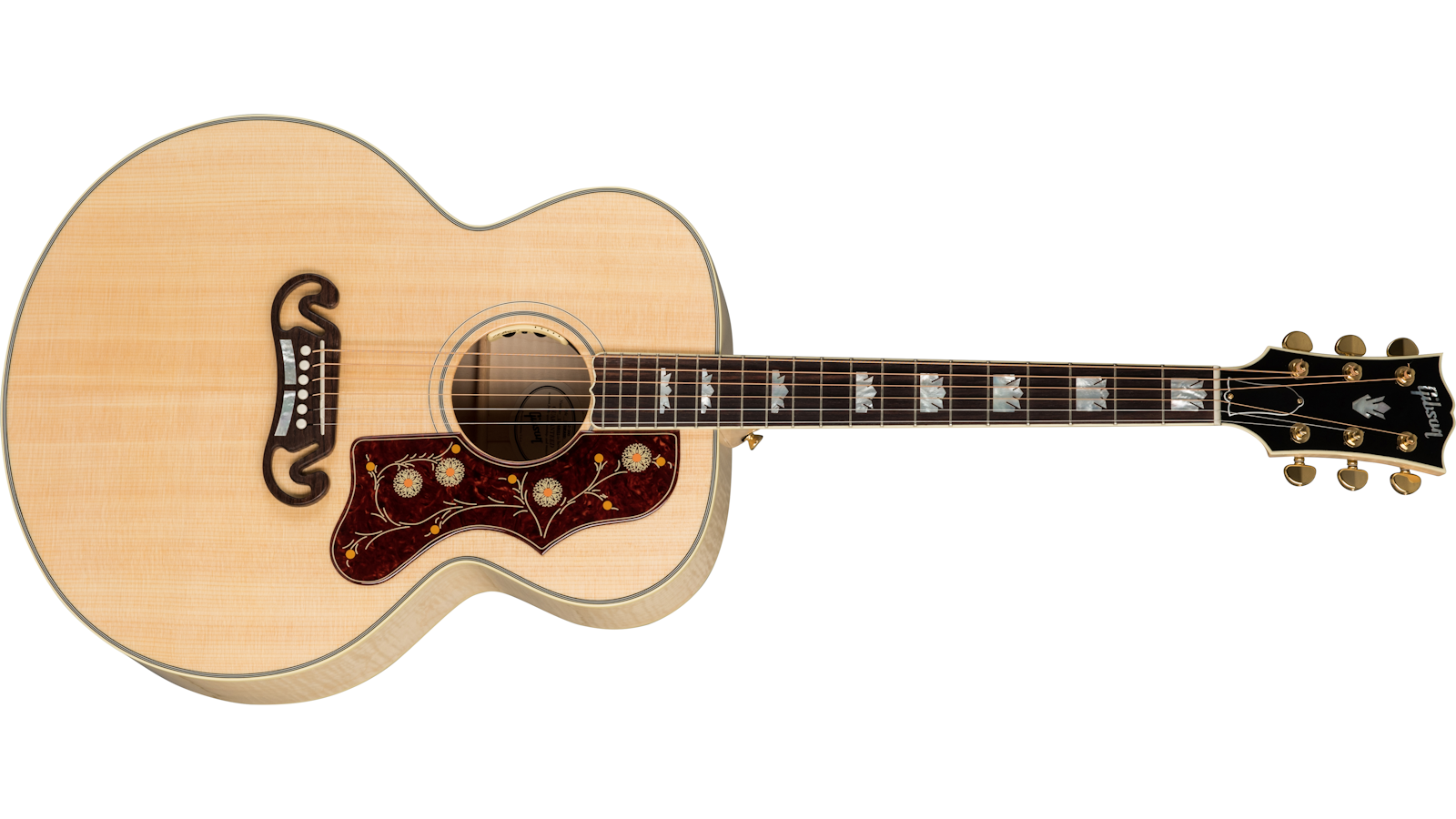 SJ-200 Standard Antique Natural