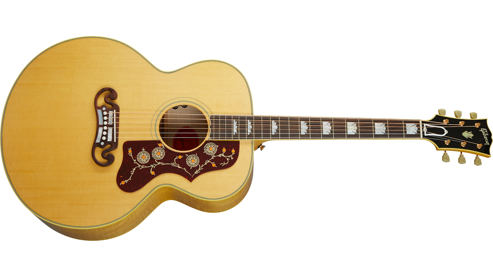 Gibson   Explore The Super Jumbo Collections