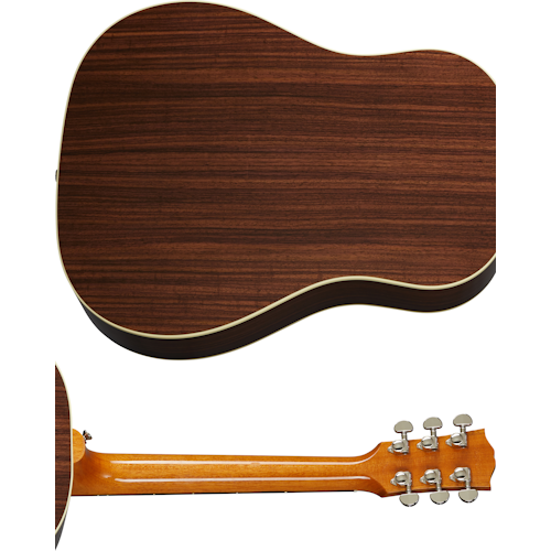 J-45 Studio Rosewood Back and Neck