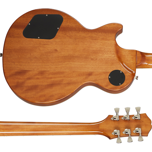 Les Paul Modern Figured  Back and Neck