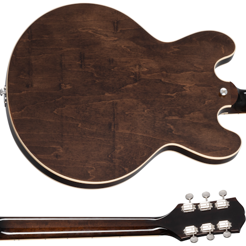 Epiphone Casino (USA Collection) Back and Neck