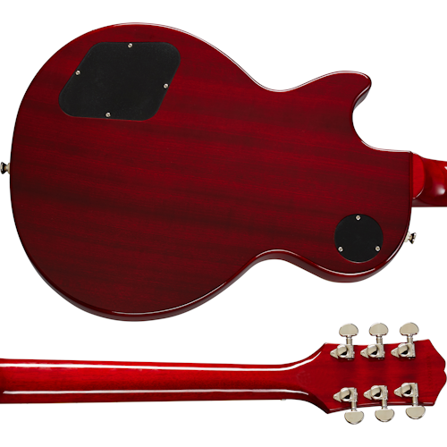 Les Paul Standard 60s Back and Neck