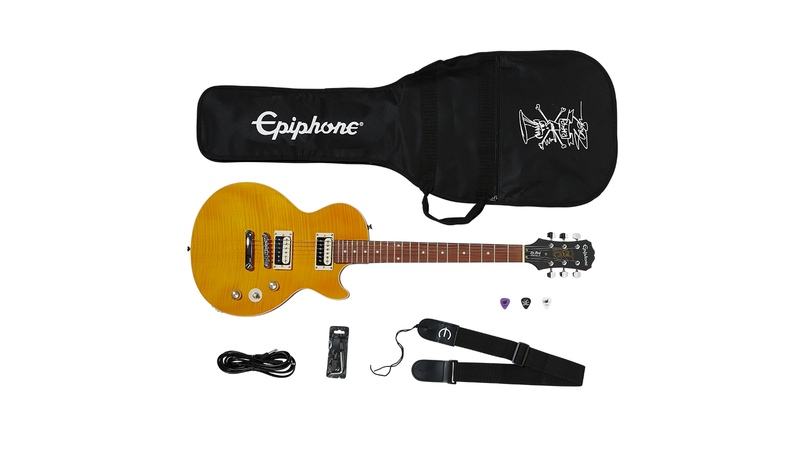 Slash Appetite Les Paul Special-II Performance Pack