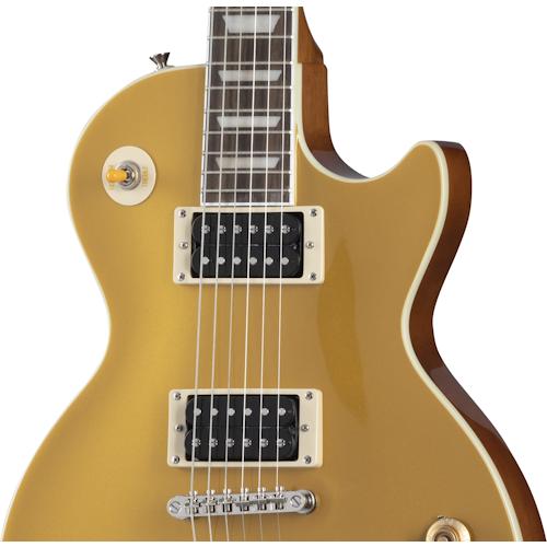"Slash ""Victoria"" Les Paul Standard Goldtop Hardware"