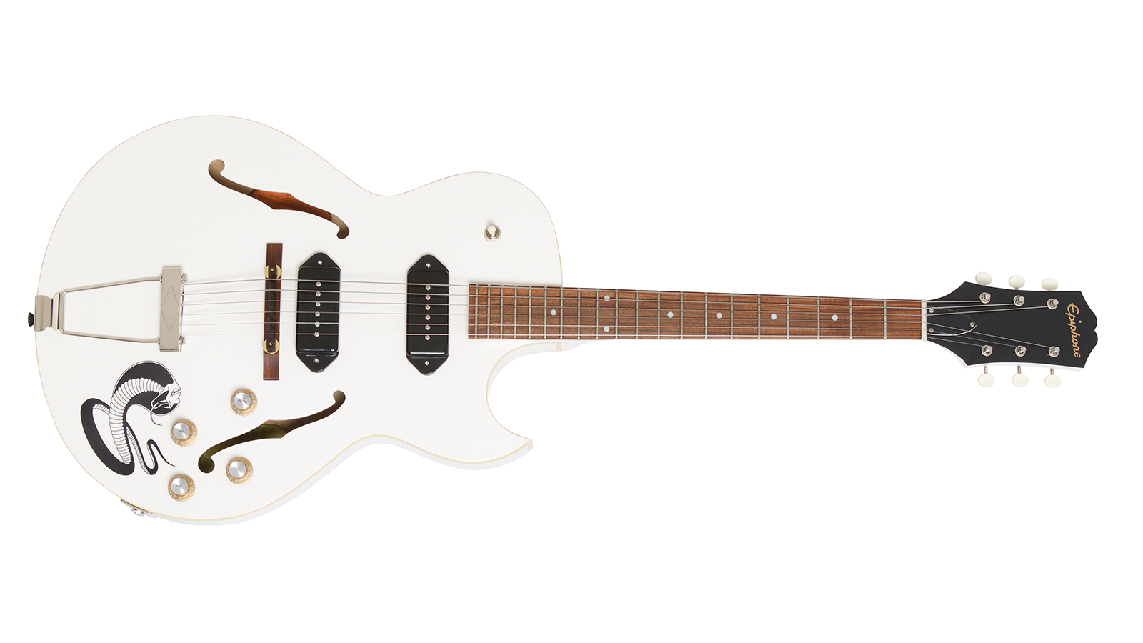 "George Thorogood ""White Fang"" ES-125TDC"