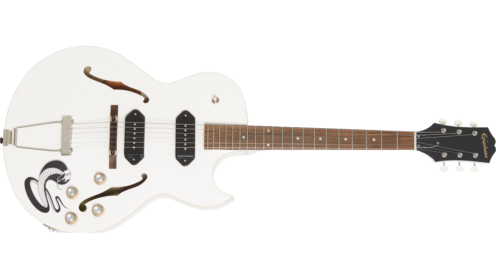 "George Thorogood ""White Fang"" ES-125TDC Outfit"