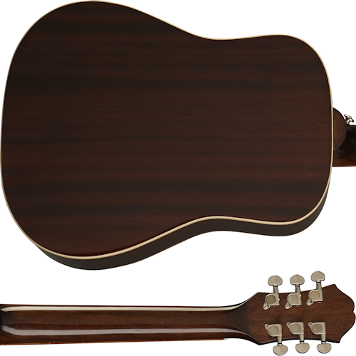 Lil' Tex Travel Acoustic Back and Neck