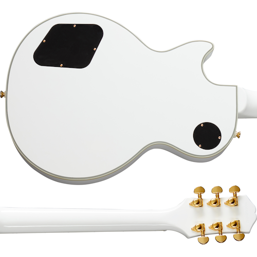 Les Paul Custom  Back and Neck