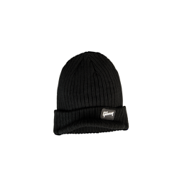 Radar Knit Beanie, Black