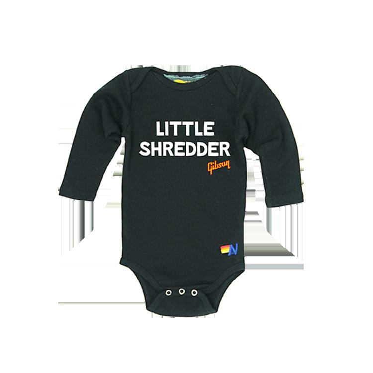 Aviator Nation X Gibson Little Shredder Baby Onesie