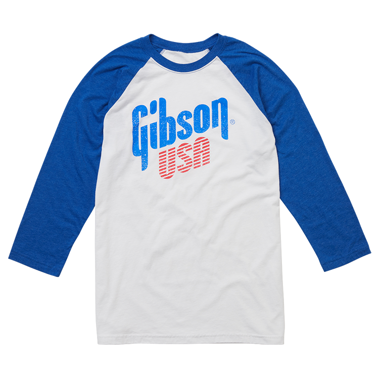 Gibson USA Baseball Tee (Limited Edition)
