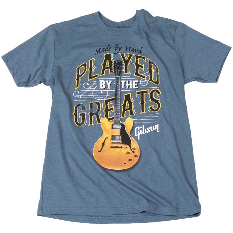 Played By the Greats T (Indigo)