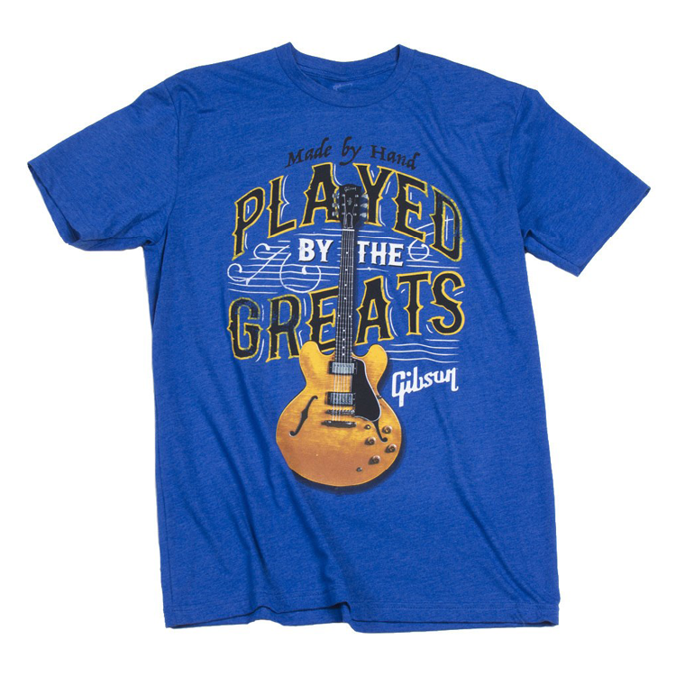 Played By the Greats T (Royal)