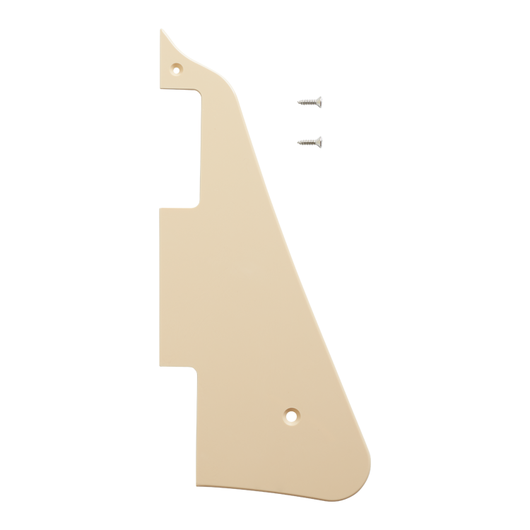 Les Paul Standard Pickguard, Creme