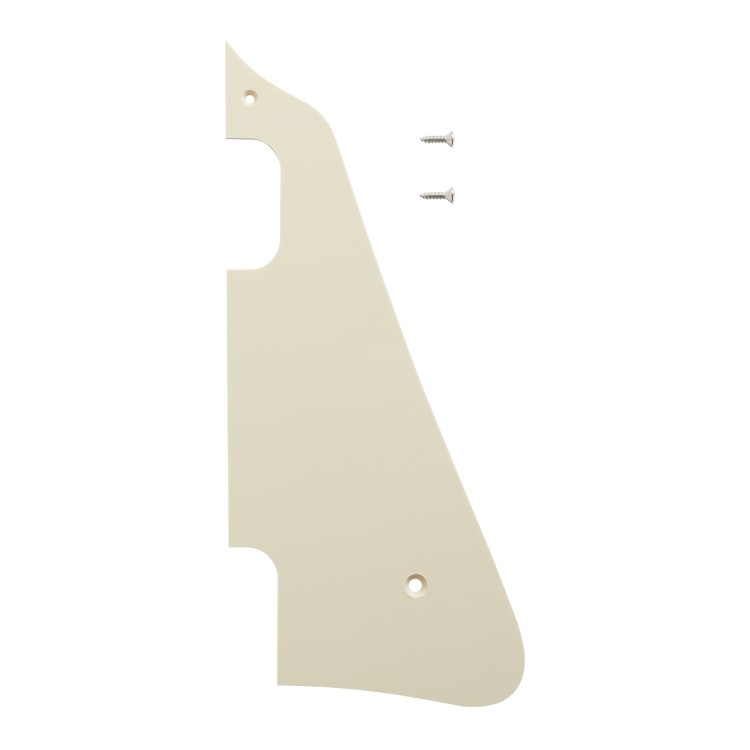 '56 Les Paul Historic P-90 Pickguard, Creme