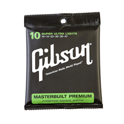 Masterbuilt Premium Phosphor Bronze Acoustic Guitar Strings