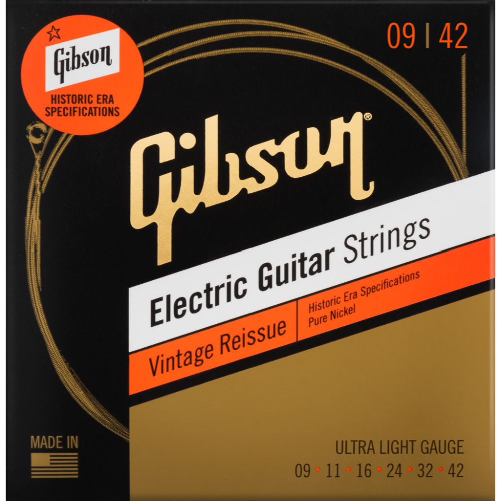 Vintage Reissue Electric Guitar Strings