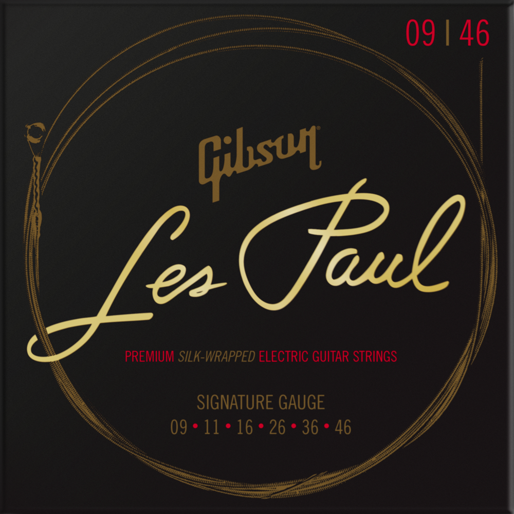 Les Paul Premium Electric Guitar Strings