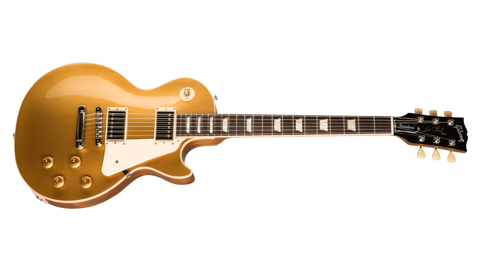 Les Paul Standard '50s Gold Top-Coming Soon