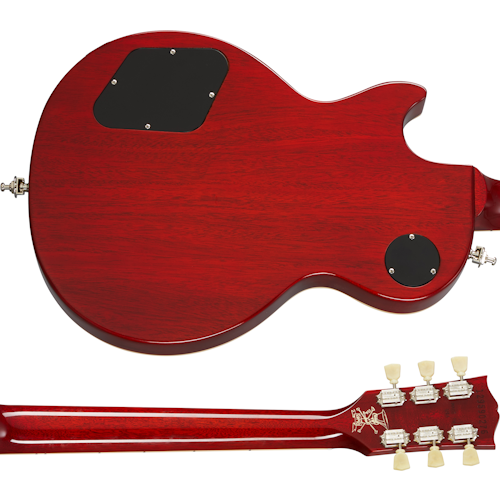 Slash Les Paul Standard | Limited Edition Back and Neck